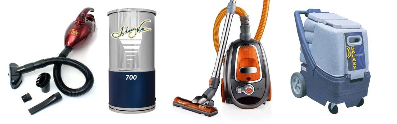 Aspirateur ou balayeuse Johnny Vac